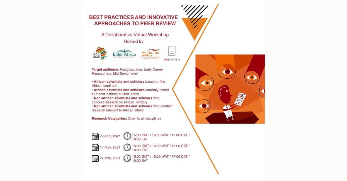 Workshop announcement poster