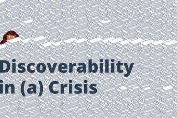 Ontdekbaarheid in 'n krisis