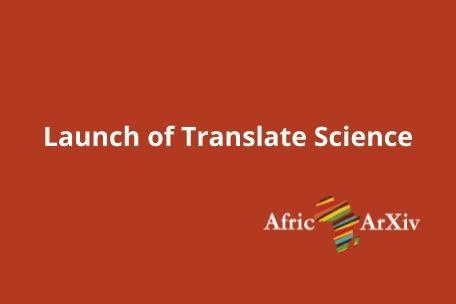Mwepụta nke Science Translate